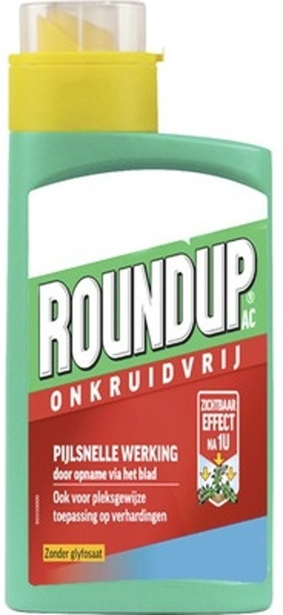 ROUND UP Natural concentraat 270ml 3